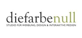 diefarbenull-Logo